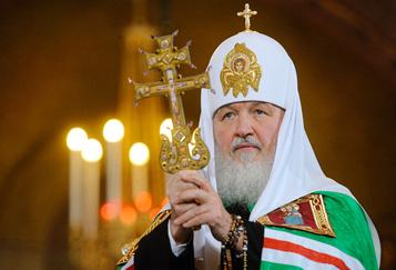 Патриарх Кирилл: #ПоправкиВКонституцию — «Если в гимне может быть «Хранимая Богом родная земля», почему об этом не может быть сказано в нашей Конституции?» (01.02.20)