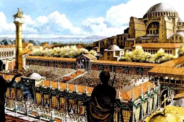 Сёмен Дробот: «Чем Византия опасна либералам?»