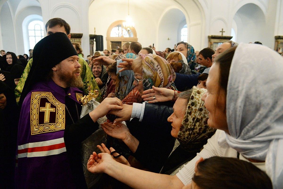 Патриарх Кирилл: «Готовься познать как радости, так и трудности»