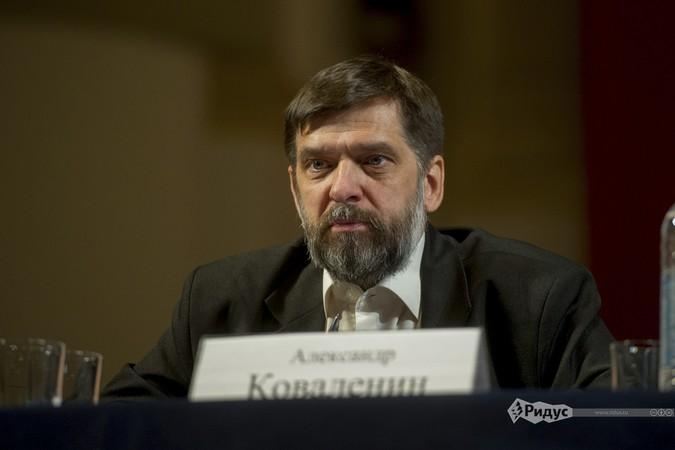 Александр Коваленин: ««Сатанист» и два министра культуры» (05.06.14)