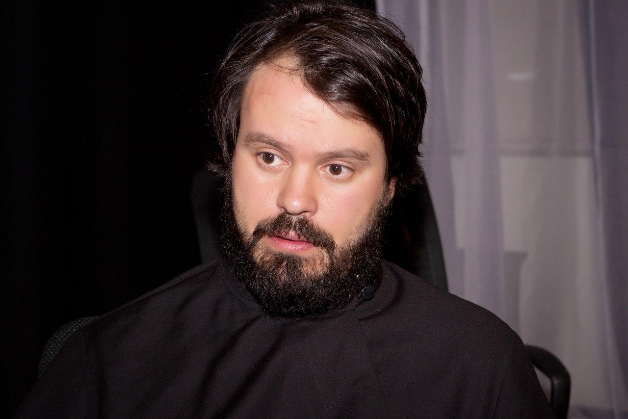 Священник Артемий Сильвестров: «Если бы в НГУ была кафедра богословия» (09.10.19)