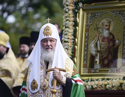 Патриарх Кирилл: «Во многих странах грех поддерживается государственными законами» (01.10.17)