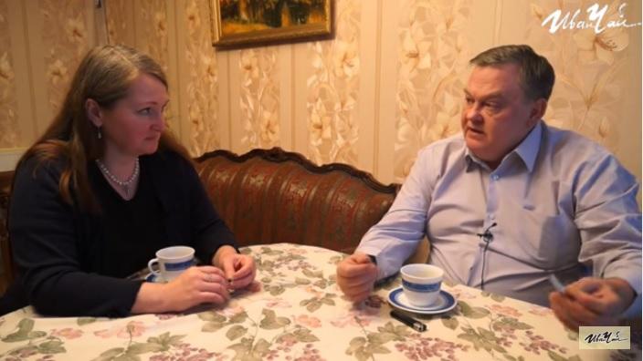 Евгений Спицын: «О Сталине Хрущёве и Горбачёве» (08.01.16)