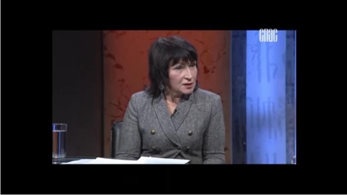 Людмила Рябиченко:  «Россия: духовно-нравственные вызовы» (06.01.16)