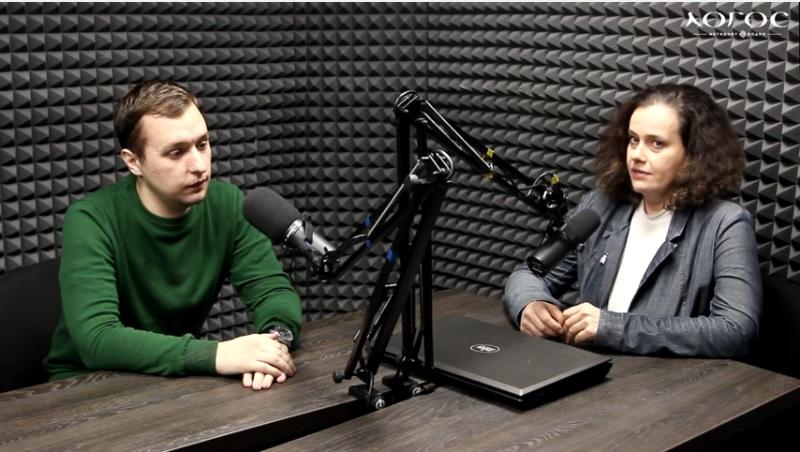 Семён Дробот: «Актуальное интервью на радио Логос» (26.01.16)