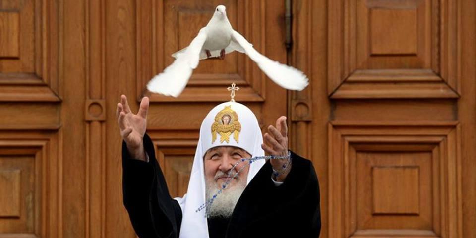Фото дня: Ровно семь лет назад Святейший Патриарх Кирилл начал своё предстоятельское служение (01.02.16)