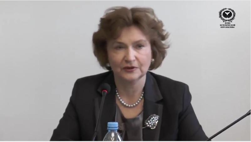 Наталия Нарочницкая: «Европа на пороге неотвратимых перемен» (03.03.16)