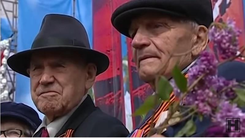 ИА Новороссия: «С Днем Победы!» (08.05.16)