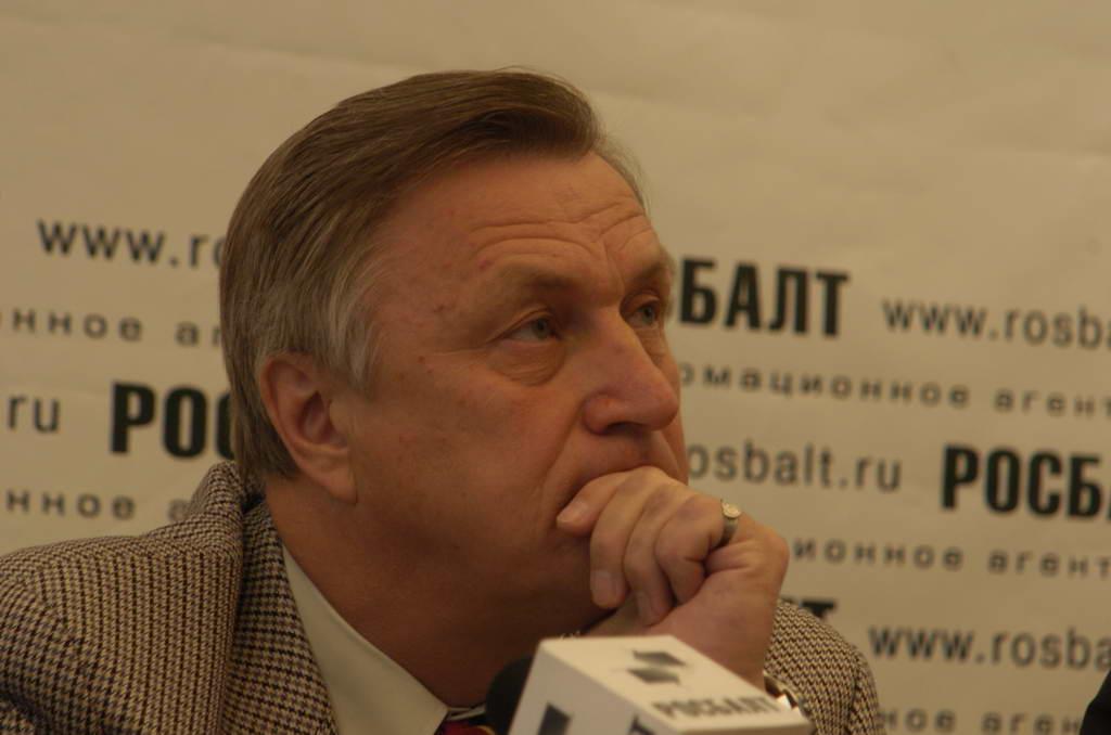 Александр Крутов: «Либеральная идеология требует безусловного демонтажа» (18.05.16)