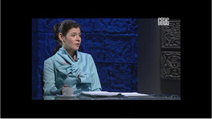 Ирина Шамолина: «Семейное образование» (26.02.16)