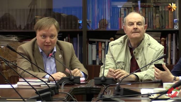 Изборский Клуб: «Технологии русофобии: как клевещут на Россию» (19.06.16)