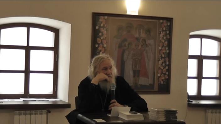 Игумен Киприан (Ященко): «О воспитании детей» (26.01.14)