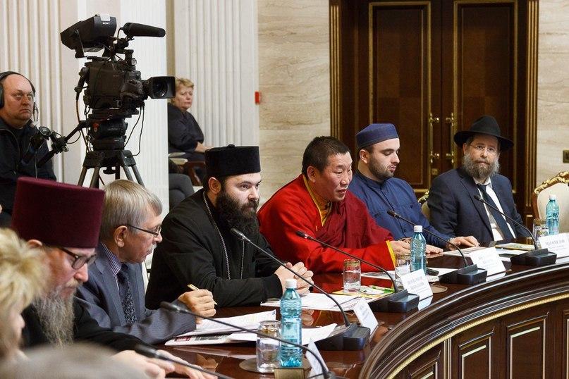 Правительство Новосибирской области поддержало инициативу святейшего Патриарха Кирилла (16.12.16)