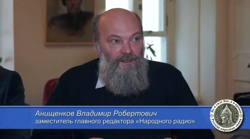 Владимир Анищенков: «Первый Украинский фронт. Исцеление Малороссии возможно, но лечение будет долгим и болезненным» (18.12.18)
