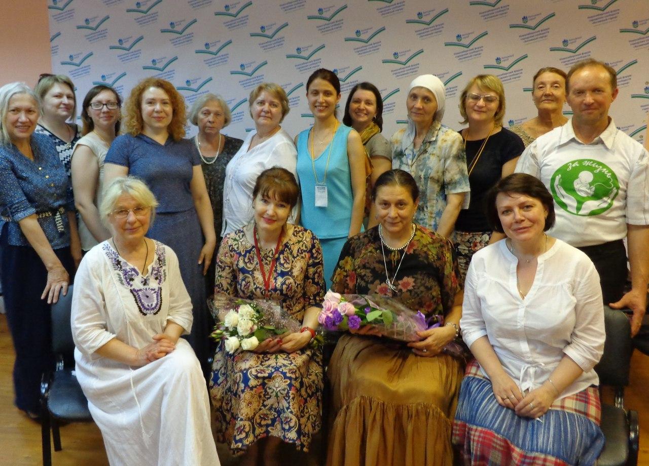Семинар по доабортному консультированию прошел в Новосибирске