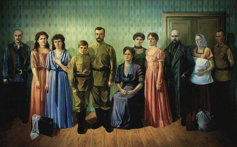 Цитаты Галковского: «Николай II оставил нравственный образец, которым русские не в состоянии воспользоваться» (17.07 17)