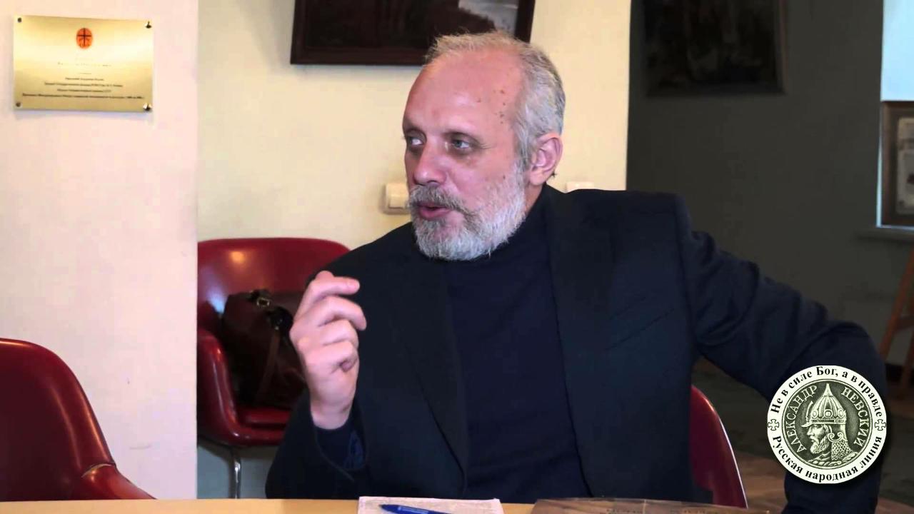 Виктор Саулкин: «Иуды-серебренниковы, лицедеи и «малый народ»» (25.08.17)