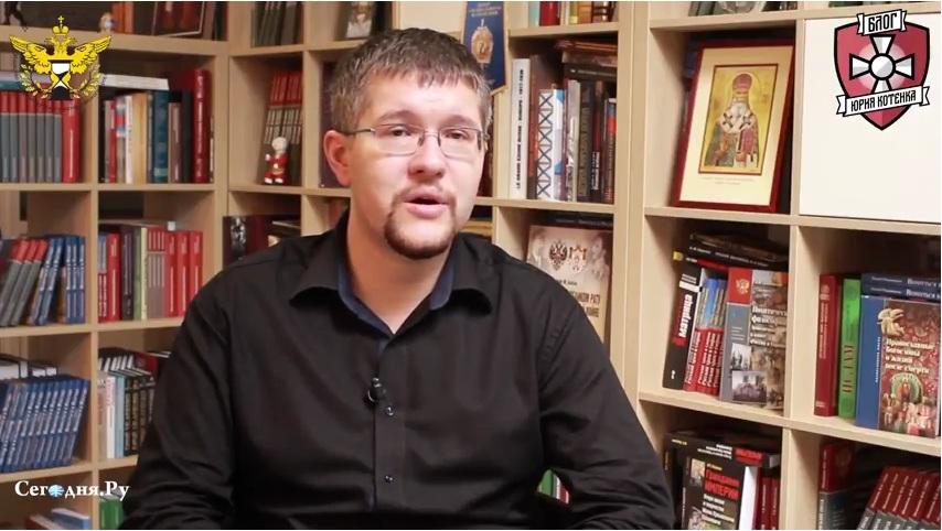 Николай Севостьянов: «Мы наблюдаем чёткую работу по демонизации тех, кто недоволен фильмом «Матильда» (16.09.17)