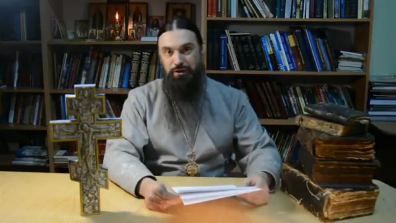 Протоиерей Олег Трофимов: «Кто и зачем раскалывает Церковь в Белоруссии?» (25.01.19)