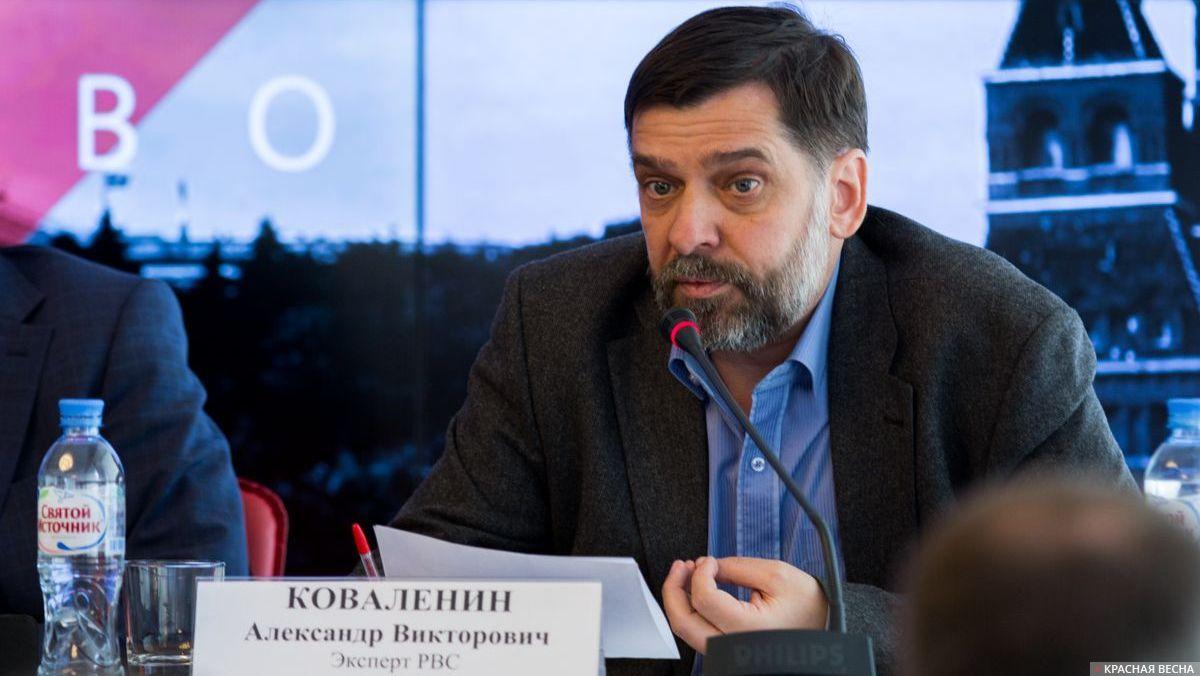 Александр Коваленин: «Новая политика властей в отношении семьи настораживает» (14.11.17)