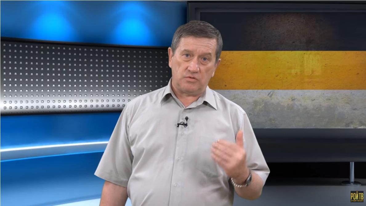 Владимир Хомяков: «Русский вопрос» в эпоху борьбы цивилизаций» (09.11.17)