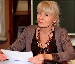 Творческая встреча с писательницей Олесей Николаевой (16.11.17)