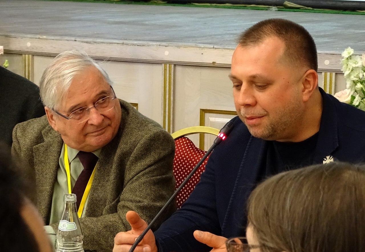Александр Бородай: «Святость монархии и обман демократии» (10.11.17)