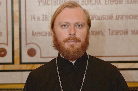 Иерей Фёдор Лукьянов: «Права нерождённых детей могут защитить законом» (17.11.17)