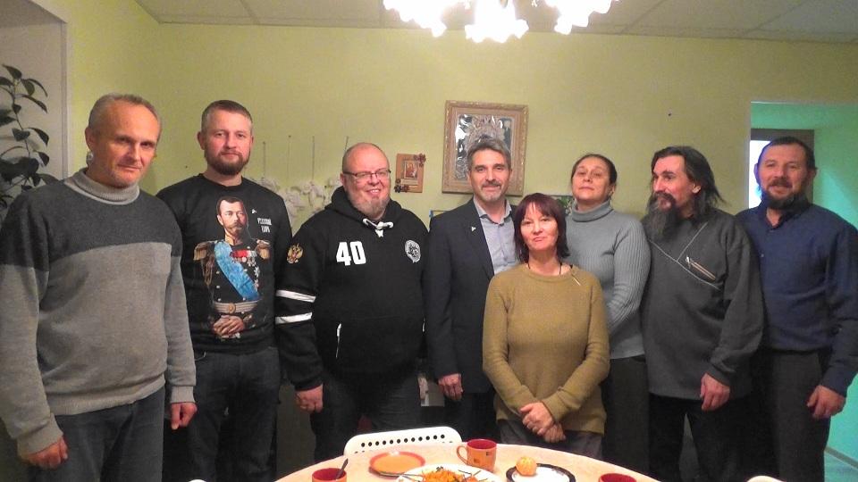 Новосибирский Координационны Совет: «Координаторы «Сорока Сороков» приехали в Новосибирск» (01.12.17)