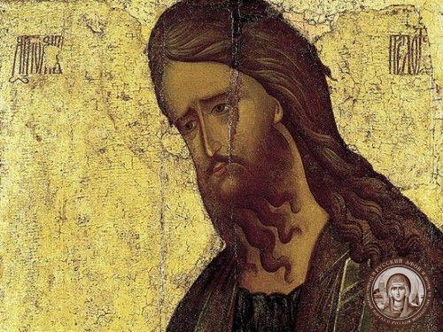 Иеромонах Макарий Симонопетрский: «Ласточка, предвозвестившая духовную весну: Святой Креститель Господень Иоанн» (20.01.18)