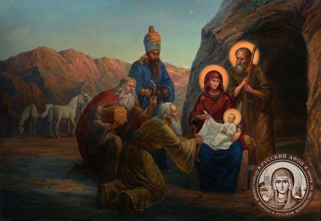 Протоиерей Павел: «Как проводить святые дни Рождества Христова»