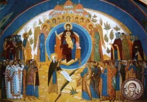 Русский Афон: «8 января — собор Пресвятой Богородицы» (08.01.18)