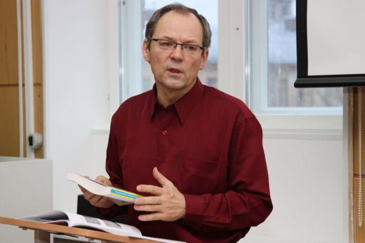 Георгий Зазулин: «Вектор духовно-нравственного развития России в ХХI веке» (27.12.17)