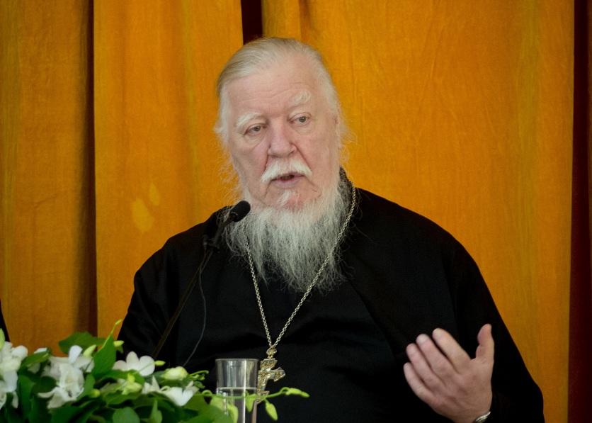 Протоиерей Димитрий Смирнов: «Семейное образование и христианское общество» (22.01.18)