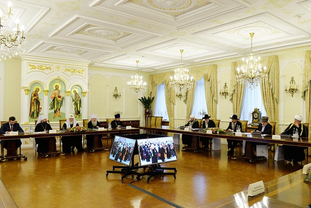 Межрелигиозный совет России: «Заявление в связи с нападением на верующих в Кизляре» (20.02.18)