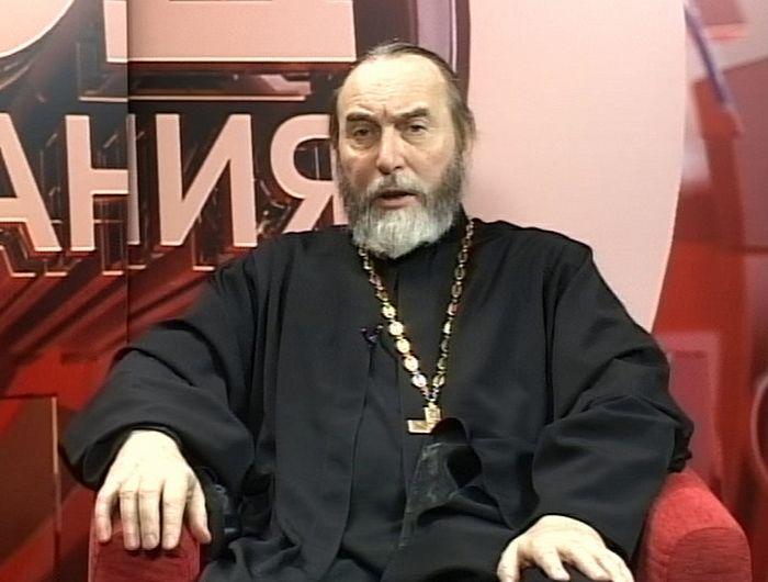 Протоиерей Сергий Рыбаков: «Мы находимся в исчерпанной ситуации, которая не разрешится без Божией помощи!» (31.01.18)