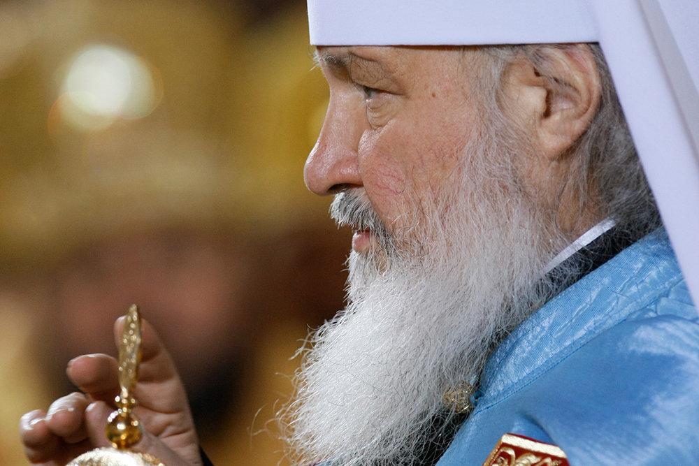 Евгений Водолазкин: «Его крест — говорить правду. 1 февраля — день интронизации Патриарха Кирилла» (31.01.18)