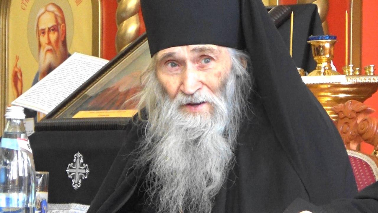 Схиархимандрит Илий (Ноздрин): «Будет вера — будет жизнь» (14.03.18)