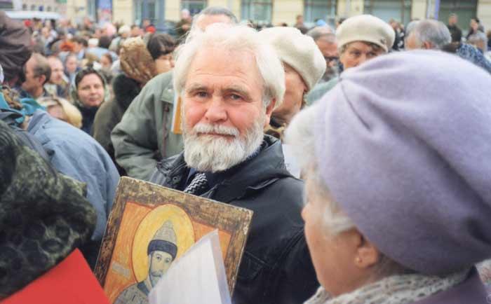 Владимир Осипов: «Пресненский суд: «Дело» патриота России' (10.11.18)