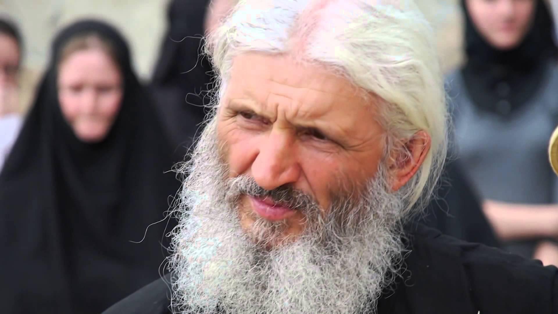 Схиигумен Сергий Романов: «Россия, выступи против антихристовой глобализации» (03.03.18)