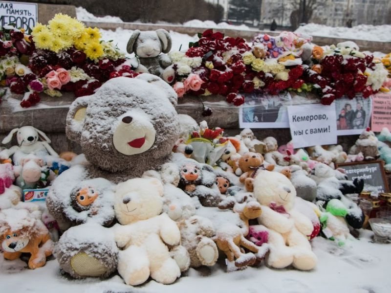 Новосибирский Координационный Совет: «Пляски и песни на костях в Кузбассе. Кто остановит этот беспредел?» (13.04.18)