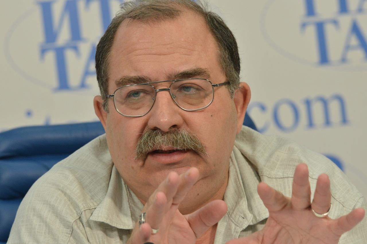 Сергей Черняховский: «Почему США понимают только право сильного» (25.04.18)