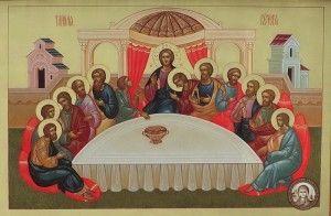 Русский Афон: «Синаксарь во Святой Великий Четверг (воспоминание Тайной Вечери)» (05.04.18)