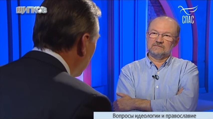 Александр Щипков: «Вопросы идеологии и православие» (24.06.18)