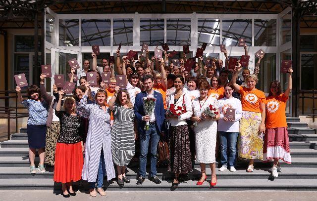 Общероссийское общественное движение «За жизнь!»: «Социальные психологи и работники впервые получили дипломы о повышении квалификации в сфере помощи беременным» (10.08.18)