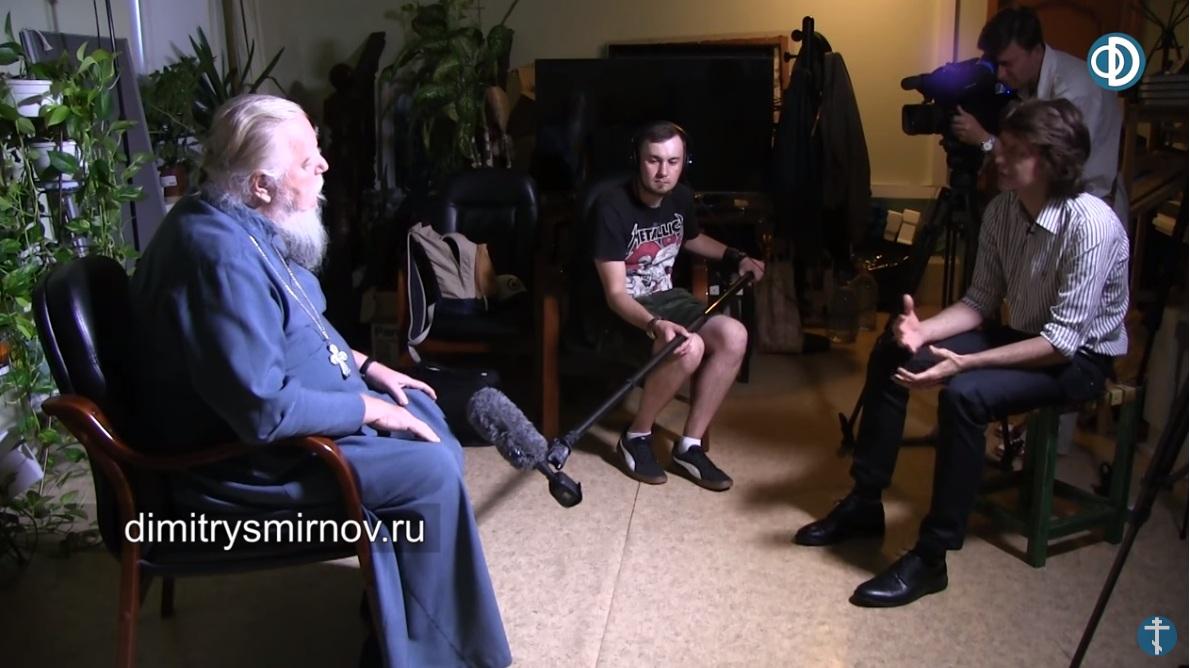 Протоиерей Димитрий Смирнов: «О «пустых барабанах», заполонивших Россию» (28.08.18)