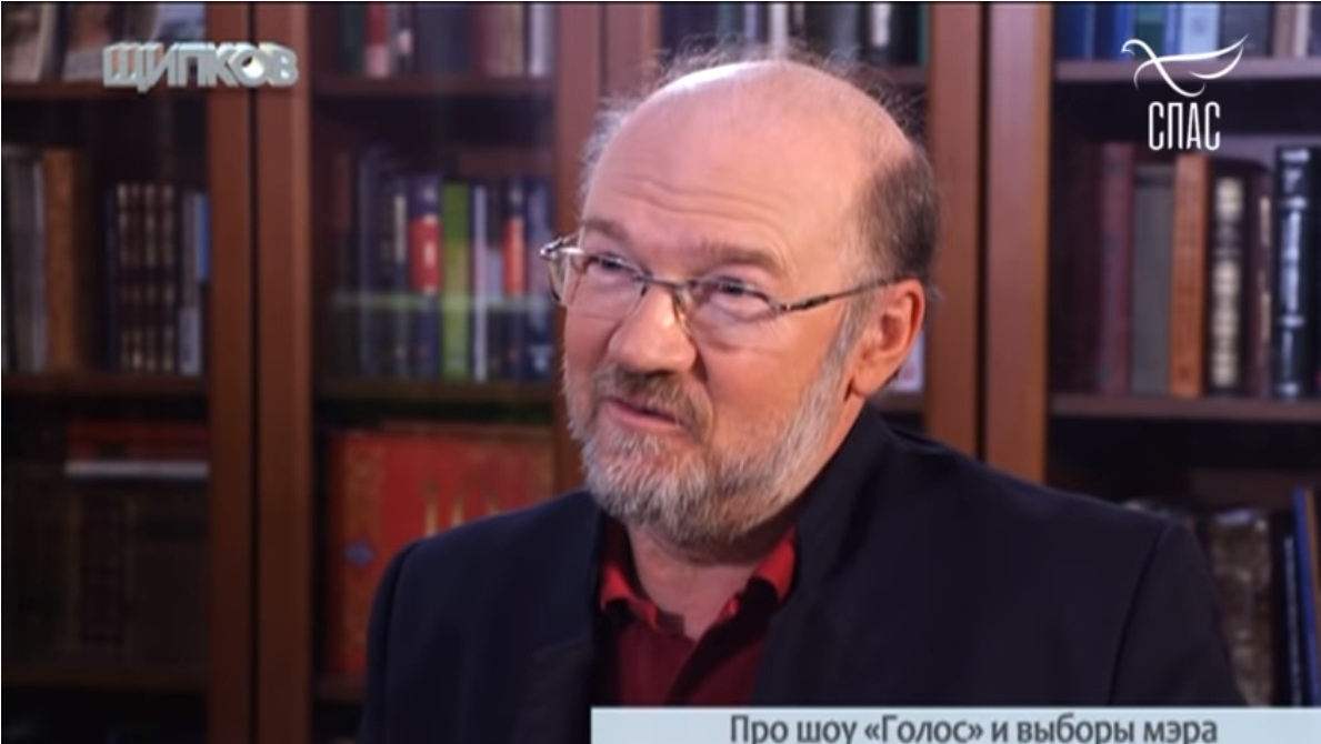 Александр Щипков: «Про шоу «Голос» и о выборах» (03.09.18)