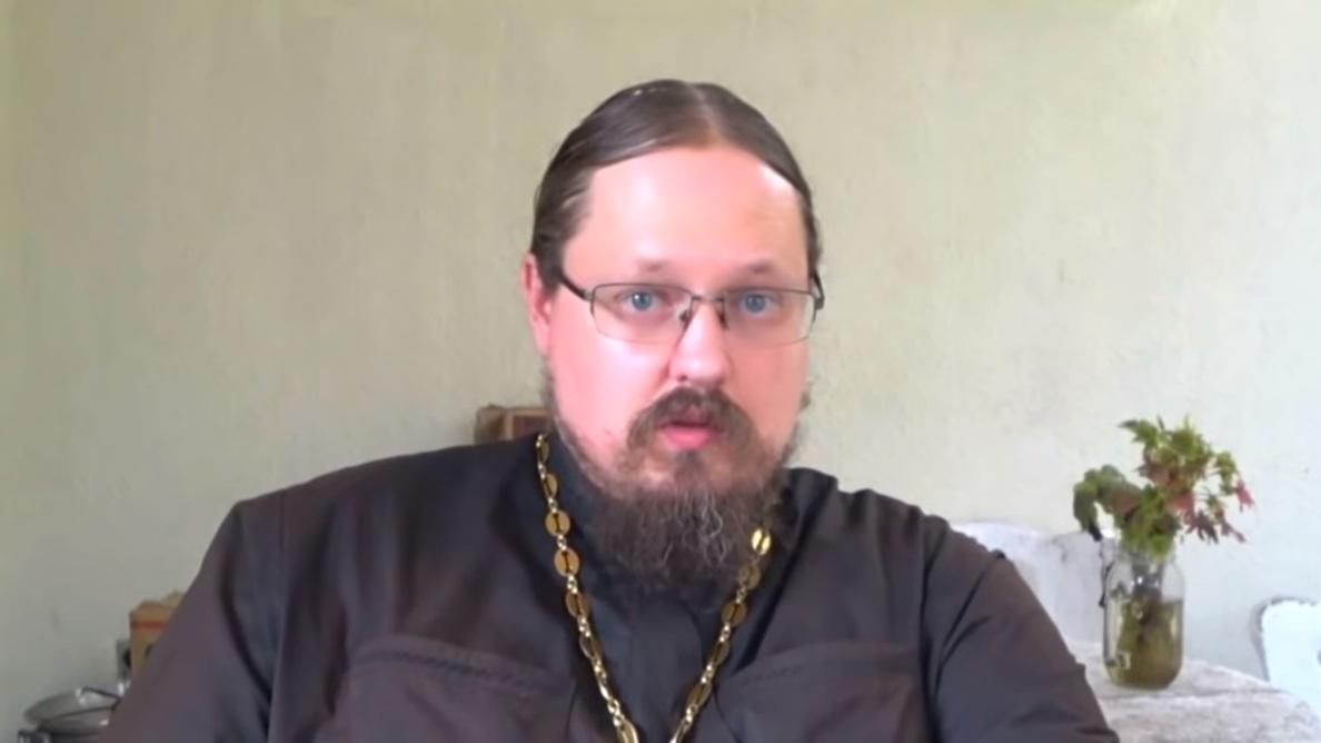Иерей Георгий Максимов: «Украина и автокефалия. Беззаконие патриарха Варфоломея» (06.09.18)