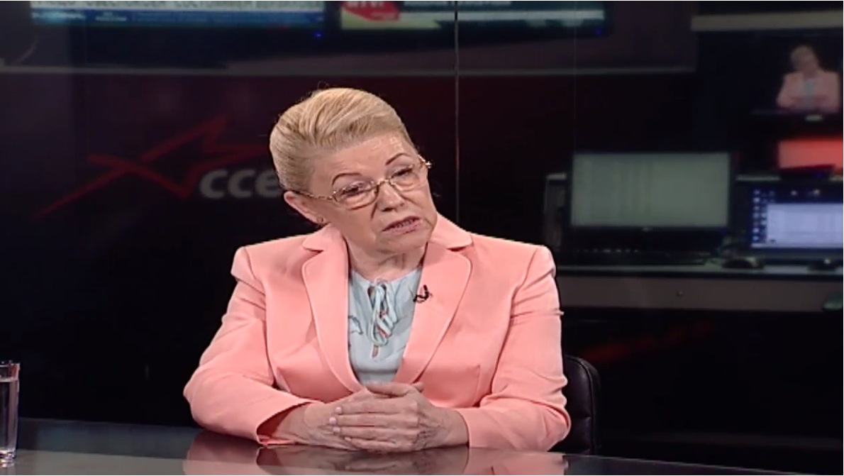 Елена Мизулина: «В основе любого общества всегда находилась традиционная семья» (14.09.18)