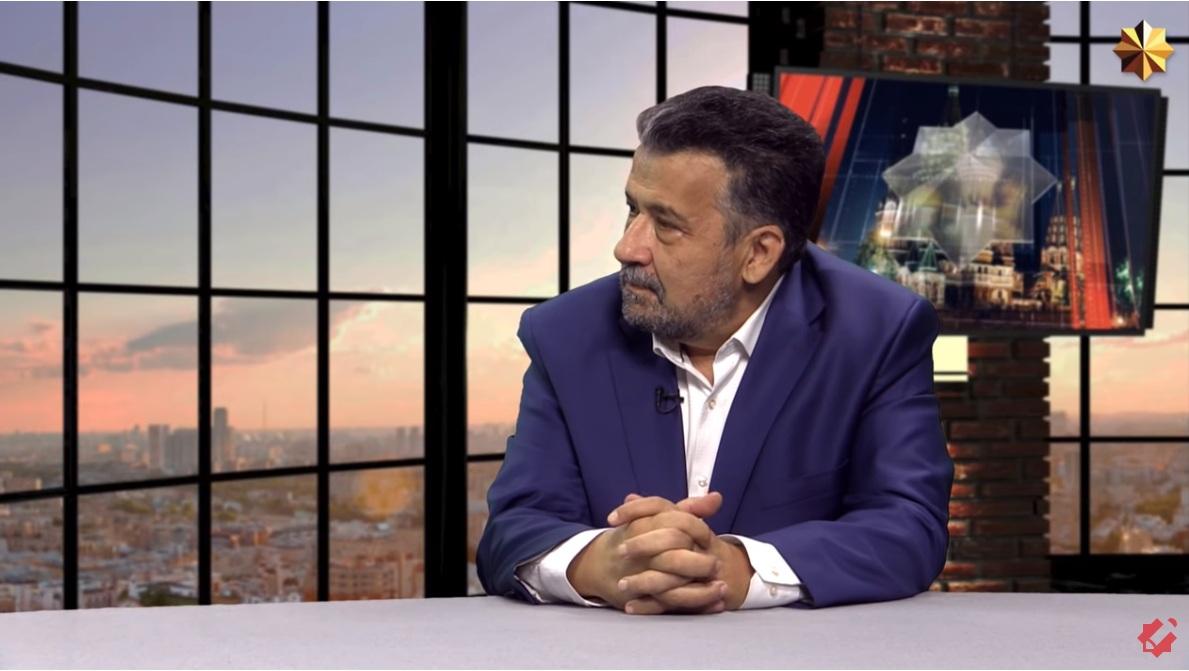 Василий Ирзабеков: «Почему мат не русский. Где лежат ключи к тайнам русского языка» (16.09.18)